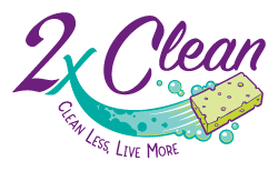 2x Clean - Clean Less. Live More.